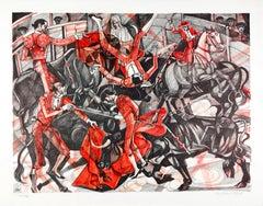 """""""Corrida"""" (Bullfight)"""
