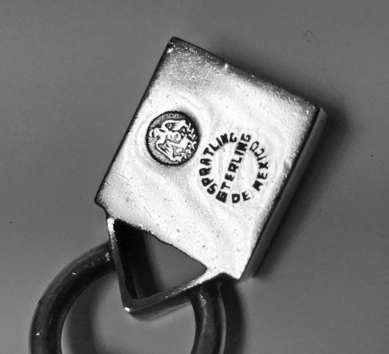 William Spratling 1949-1951 Sterling Silver Bracelet For Sale 1