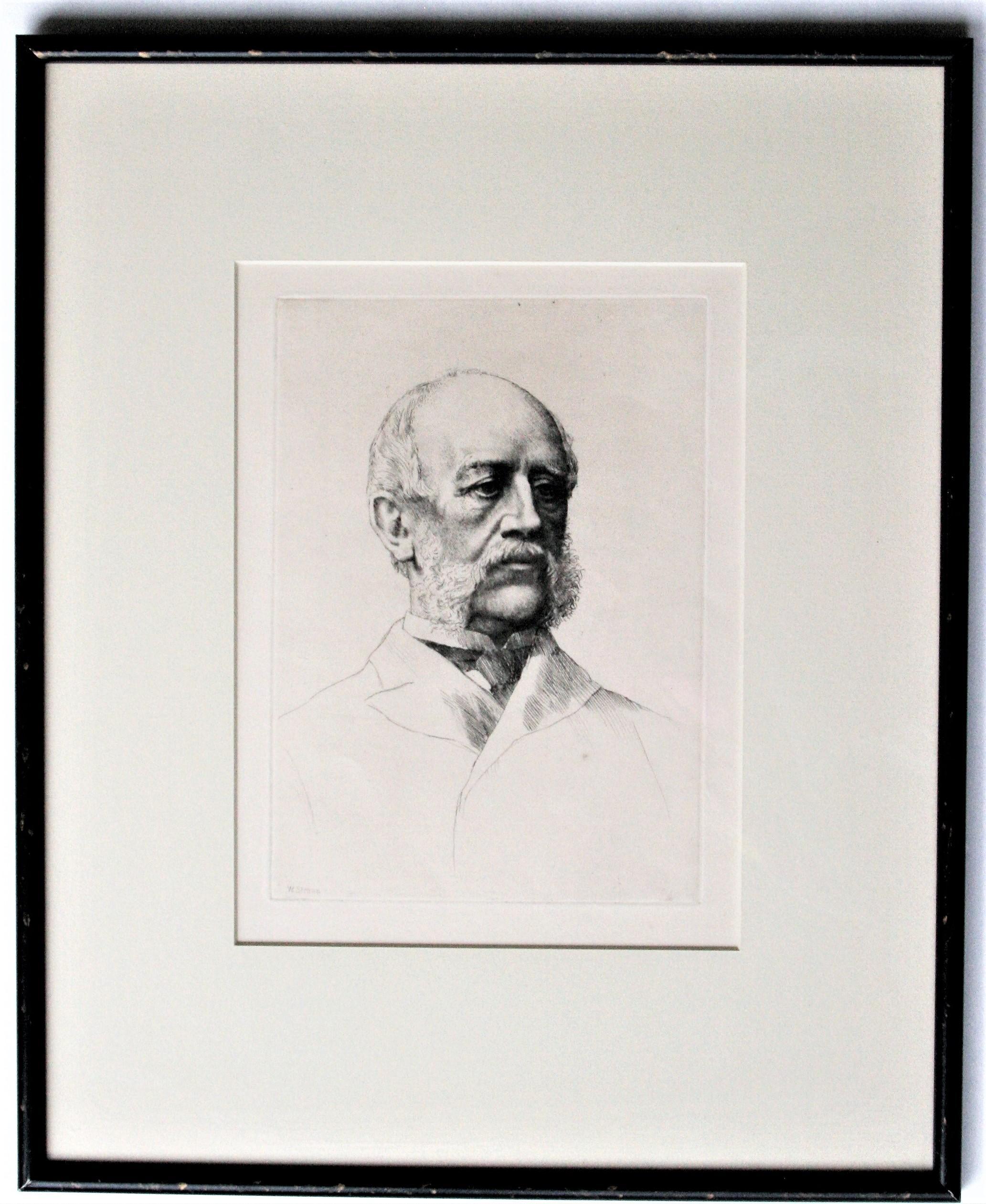 Portrait of  Dr. Thomas Graham Balfour