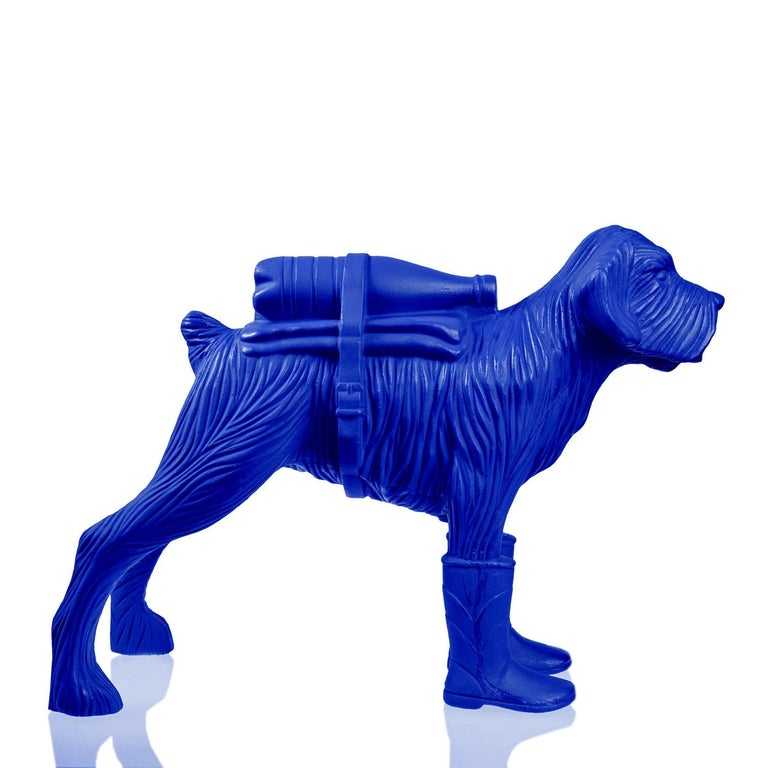 Cloned Schnauzer with water bottle  For Sale 1
