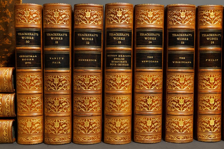 William Thackeray, Complete Works For Sale 1