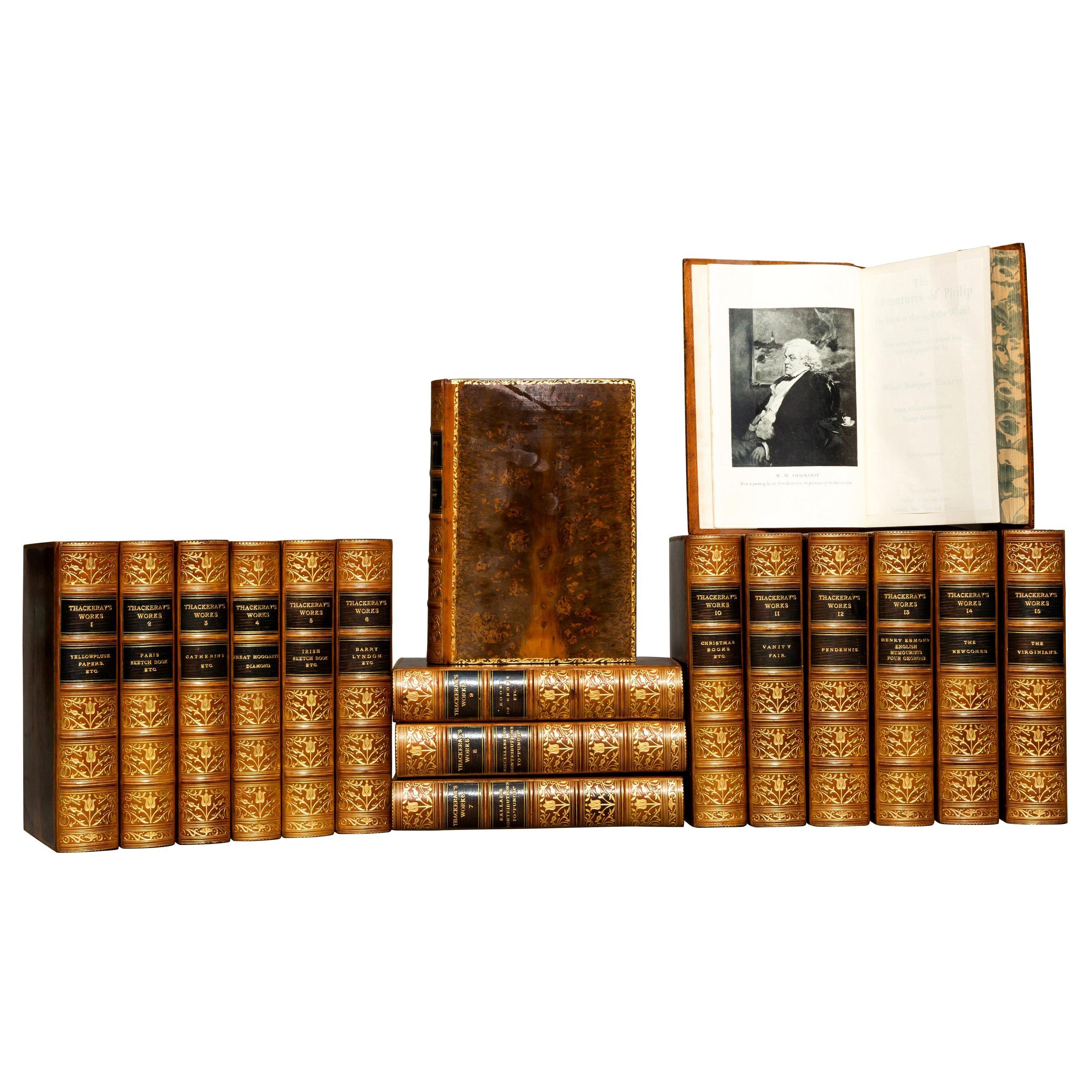 William Thackeray, Complete Works