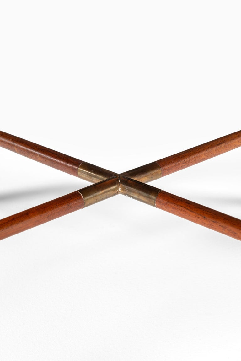 Danish William Watting Coffee Table Produced by Cabinetmaker Michael Laursen in Denmark For Sale