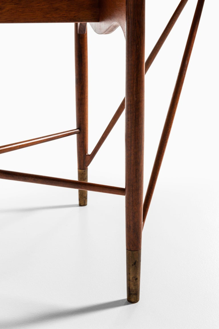 William Watting Coffee Table Produced by Cabinetmaker Michael Laursen in Denmark For Sale 2