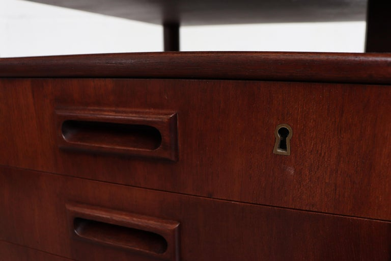 William Watting Style Floating Top Desk For Sale 6