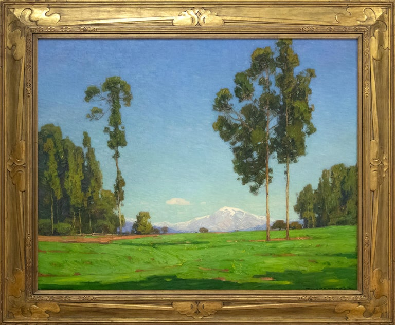 Spring - Painting by William Wendt