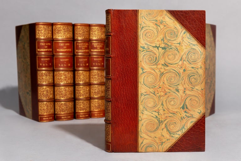 Leather William Wordsworth, The Poetical Works and Life For Sale
