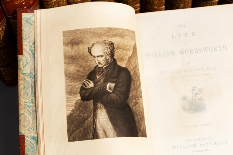 William Wordsworth, The Poetical Works and Life For Sale 2