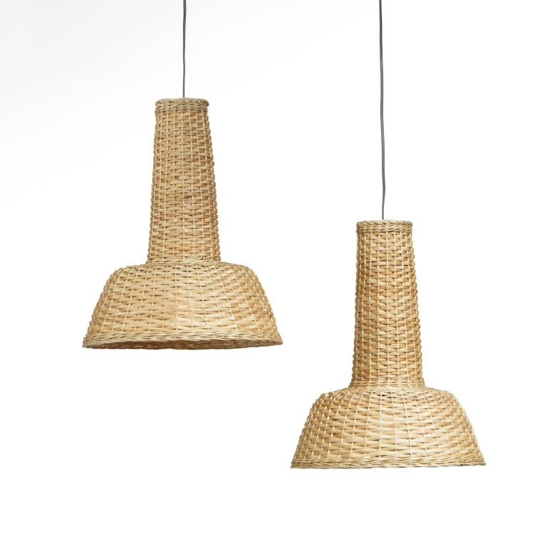 Ceramic Willow Contemporary Table Lamp by FAINA For Sale