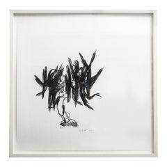 """""""Willow in a Breeze"""" Papercut by Wu Jian'an"""