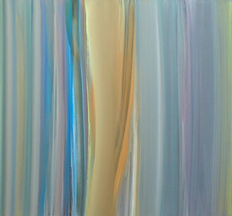 Willy Bo Richardson Abstract Painting - Navigation 4