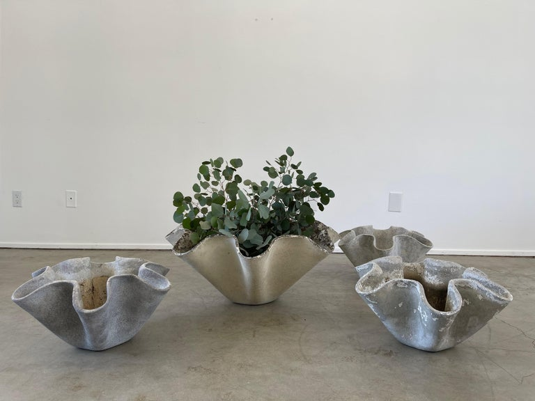 Willy Guhl Biomorphic Pots For Sale 3