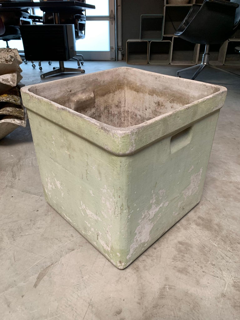 Mid-20th Century Willy Guhl Box Planters For Sale