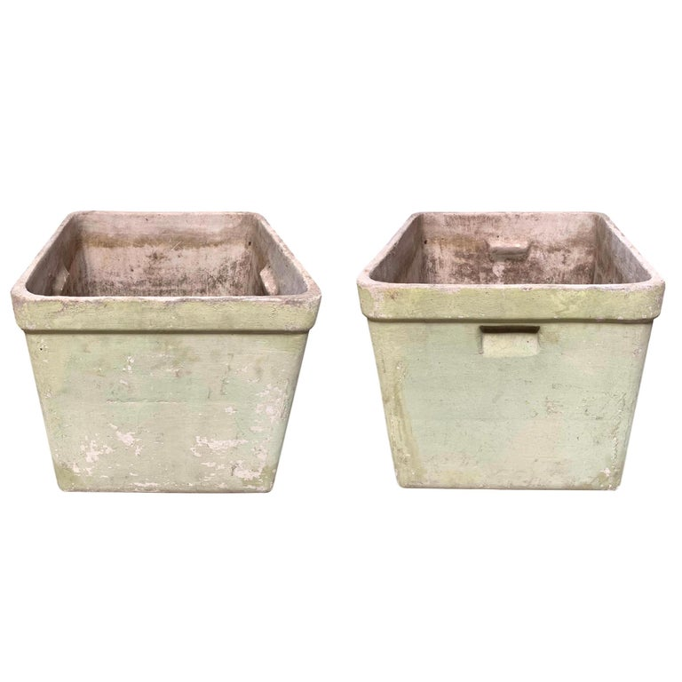 Willy Guhl Box Planters For Sale