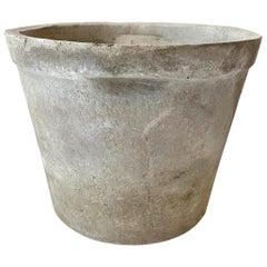 Willy Guhl Concrete Flower Pot