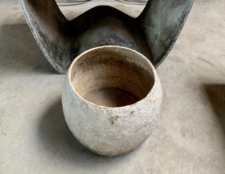 Willy Guhl Concrete Vases For Sale 5
