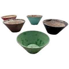 Willy Guhl Cone Shaped Planters