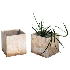 Willy Guhl Cube Planters