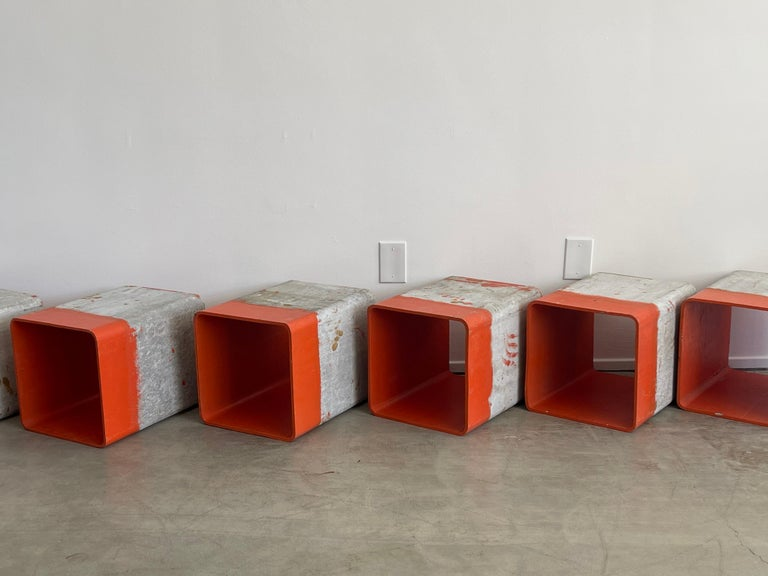 Willy Guhl Cubes For Sale 5