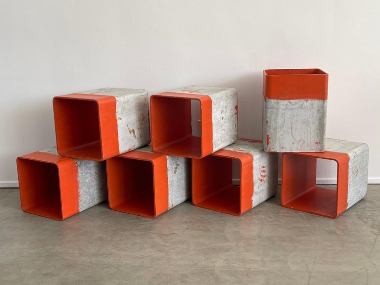 Willy Guhl Cubes For Sale 6