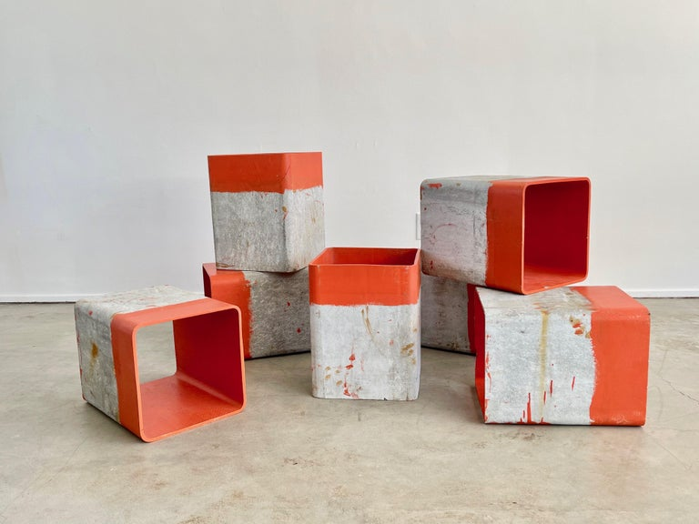 Willy Guhl Cubes For Sale 1
