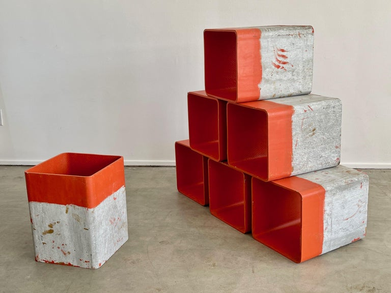 Willy Guhl Cubes For Sale 2