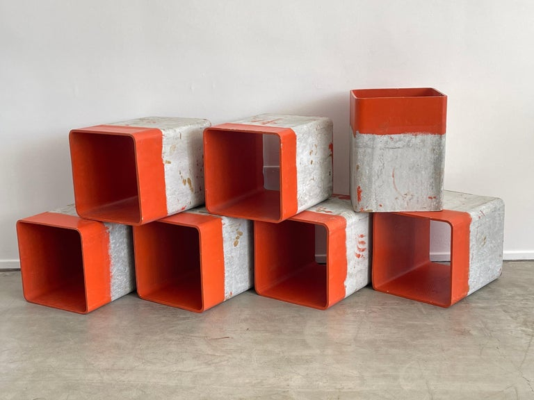 Willy Guhl Cubes For Sale 3