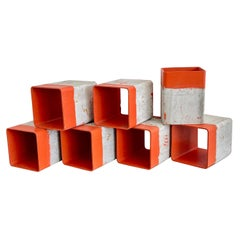 Willy Guhl Cubes
