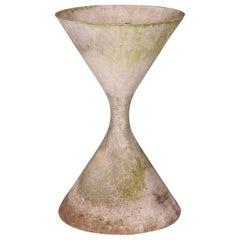 Willy Guhl Hourglass Planter