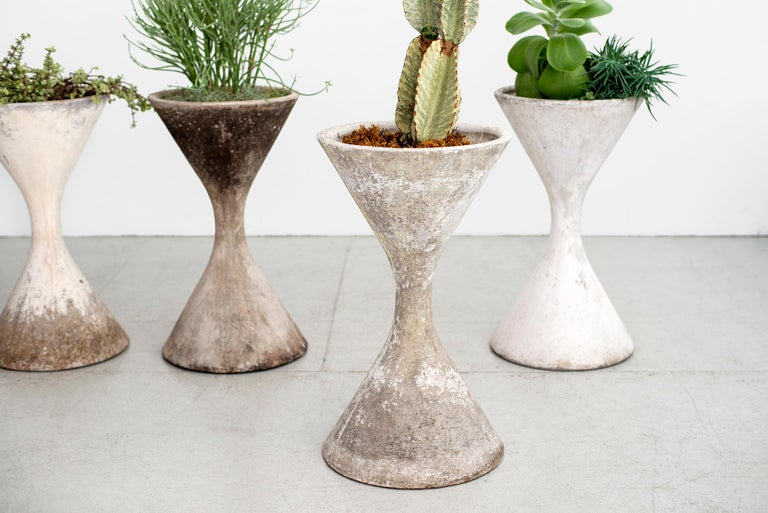Willy Guhl Planters In Good Condition For Sale In Los Angeles, CA