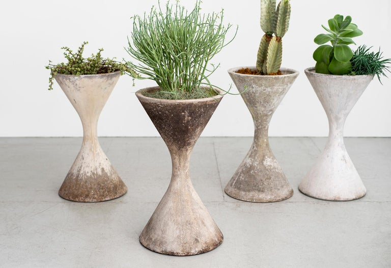 Willy Guhl Planters For Sale 1