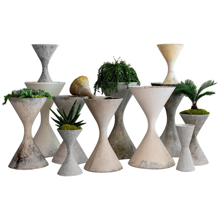 Willy Guhl Planters For Sale