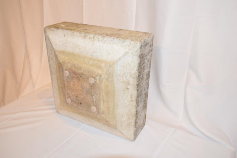 Willy Guhl Square Planter, Mid-20th Century For Sale 5