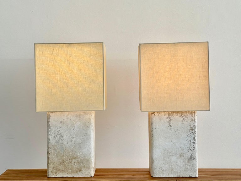 Swiss Willy Guhl Table Lamp For Sale