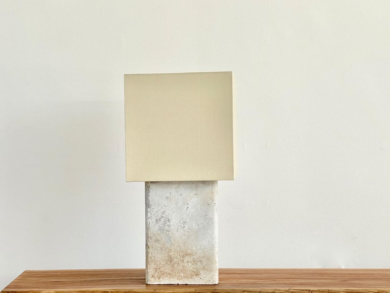 Willy Guhl Table Lamp In Good Condition For Sale In Los Angeles, CA