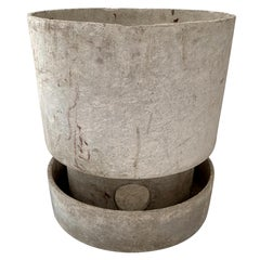 Willy Guhl Two-Piece Flower Pot