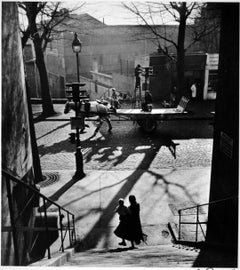 Avenue Simon Bolivar - Willy Ronis, 20th Century, French Humanist Photography