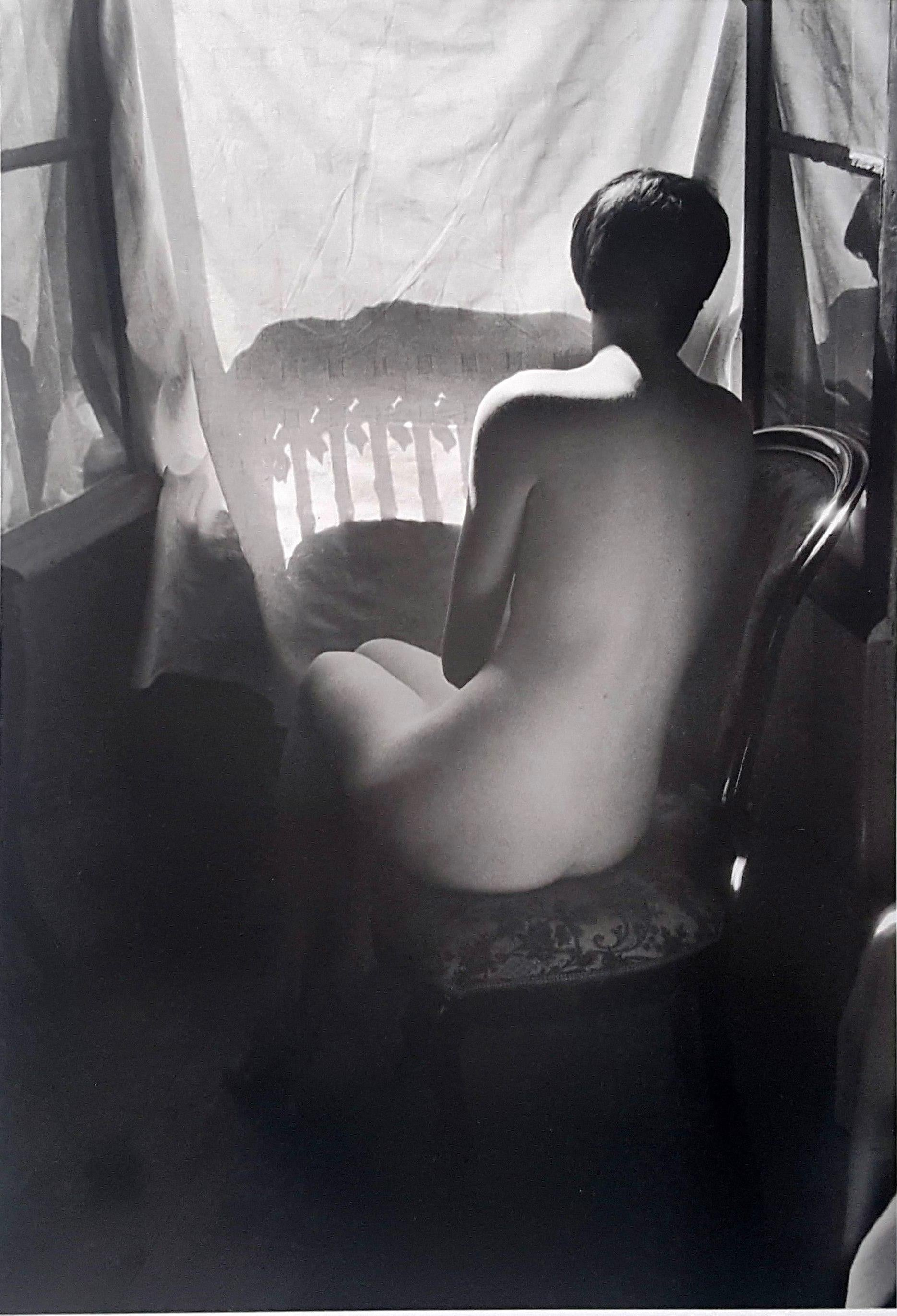 Deena's back - Willy Ronis, 20th Century, French Humanist Photography