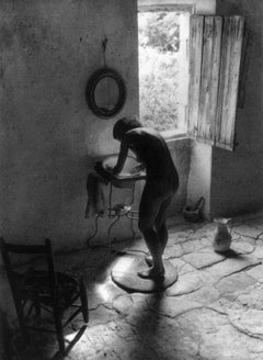 Nu Provencal, 1949 by Willy Ronis, gelatin silver print, signed