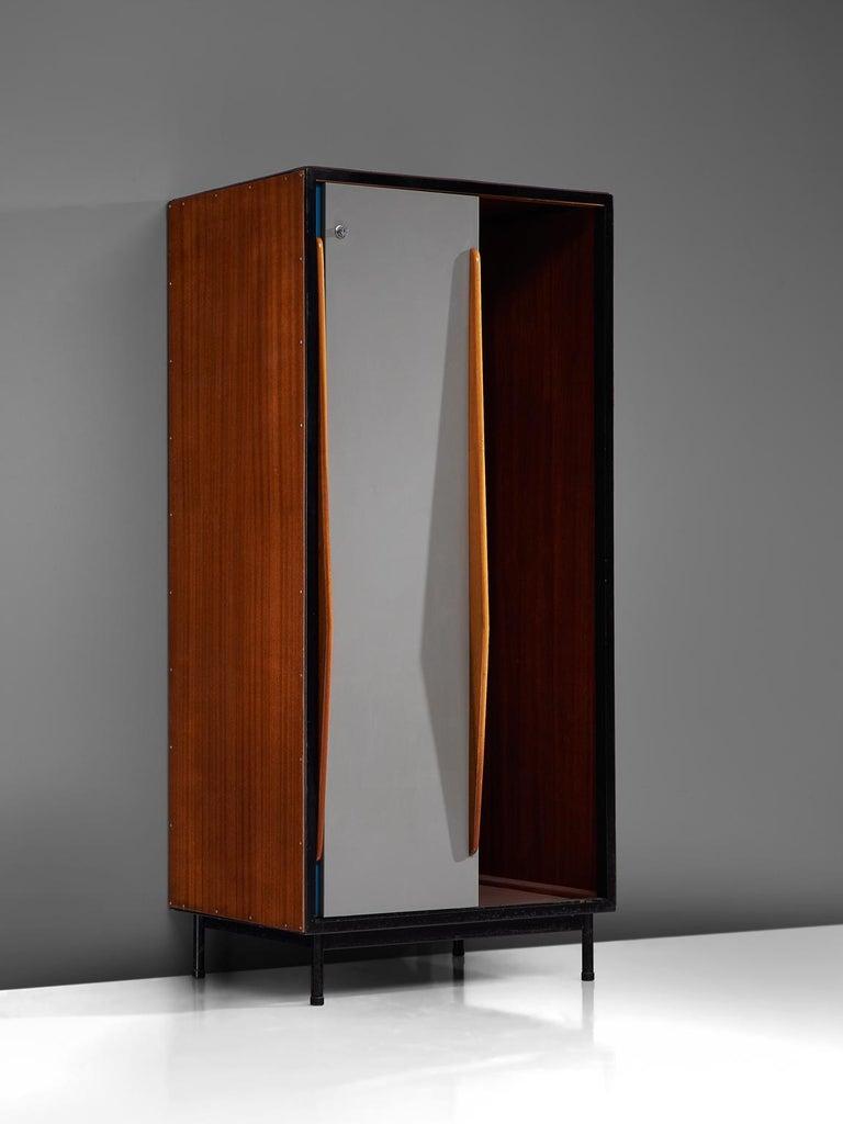 Mid-Century Modern Willy Van Der Meeren Cabinet for Tubax For Sale