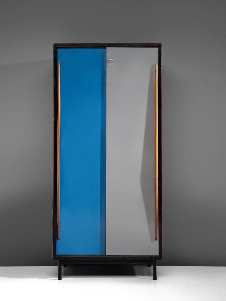 Belgian Willy Van Der Meeren Cabinet for Tubax For Sale