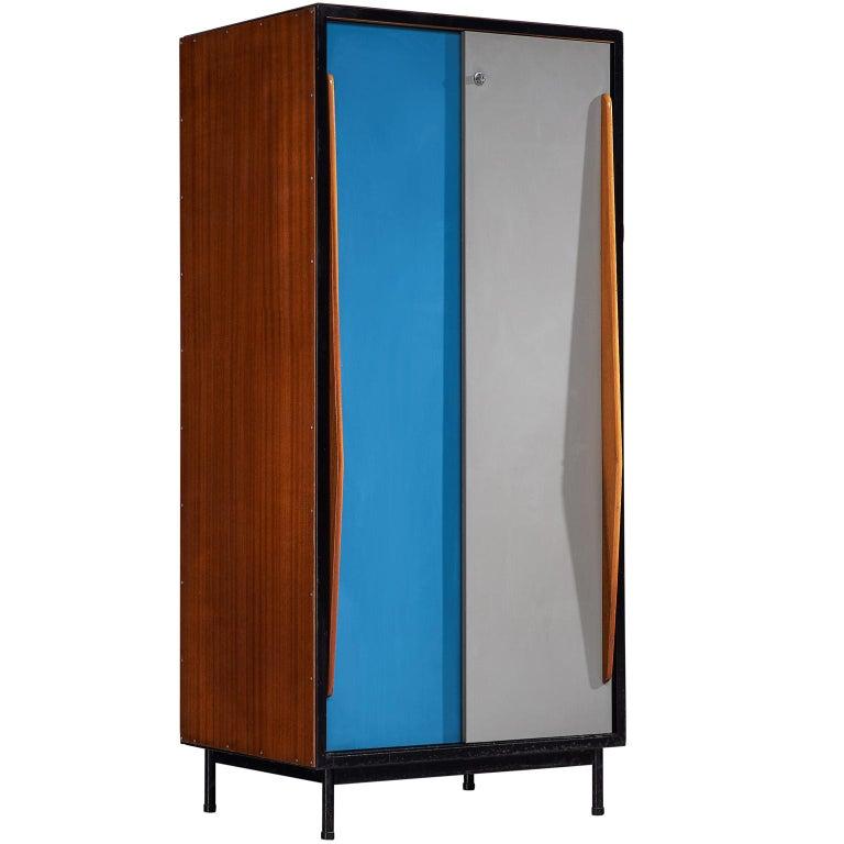 Willy Van Der Meeren Cabinet for Tubax For Sale