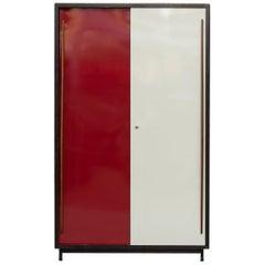 Willy Van Der Meeren Large Wardrobe for Tubax
