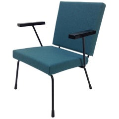 Wim Rietveld 1401 Lounge Chair for Gispen, 1950's