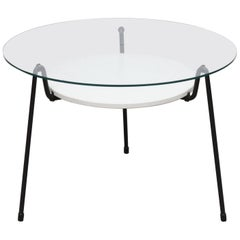 "Wim Rietveld  535 ""Mosquito"" Side Table"