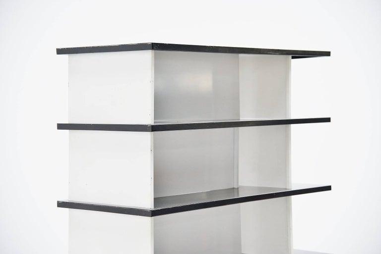 Dutch Wim Rietveld Bookcase or Room Divider for De Bijenkorf, 1960 For Sale