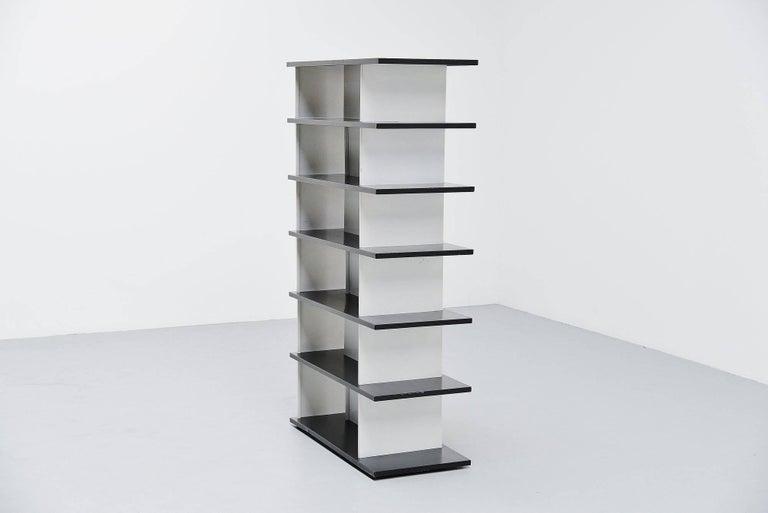 Mid-20th Century Wim Rietveld Bookcase or Room Divider for De Bijenkorf, 1960 For Sale