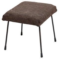 Wim Rietveld Mid-Century Modern Footstool