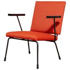 Wim Rietveld Model 1401 Easy Chair for Gispen