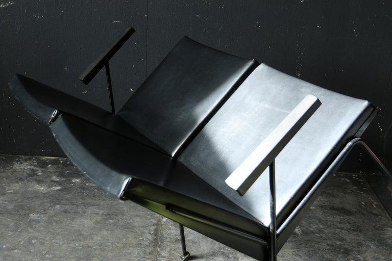 Mid-20th Century Wim Rietveld Oase Ahrend 2-Seat Sofa Very Rare Midcentury Design For Sale